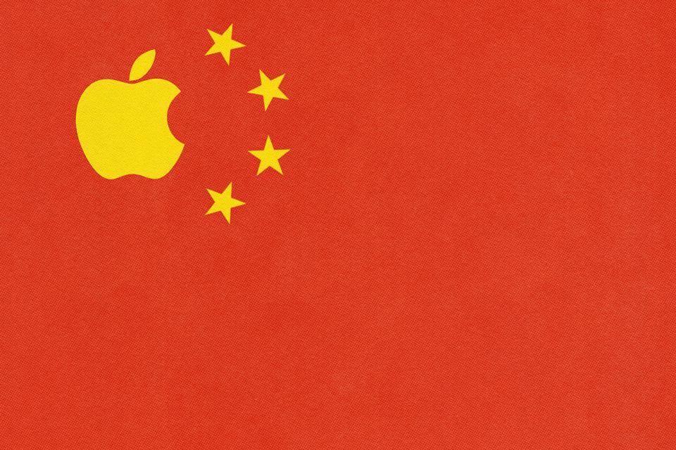 china human rights apple